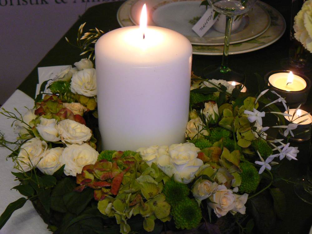 Blumengestecke Blumenschmuck Deko Fur Jeden Anlass