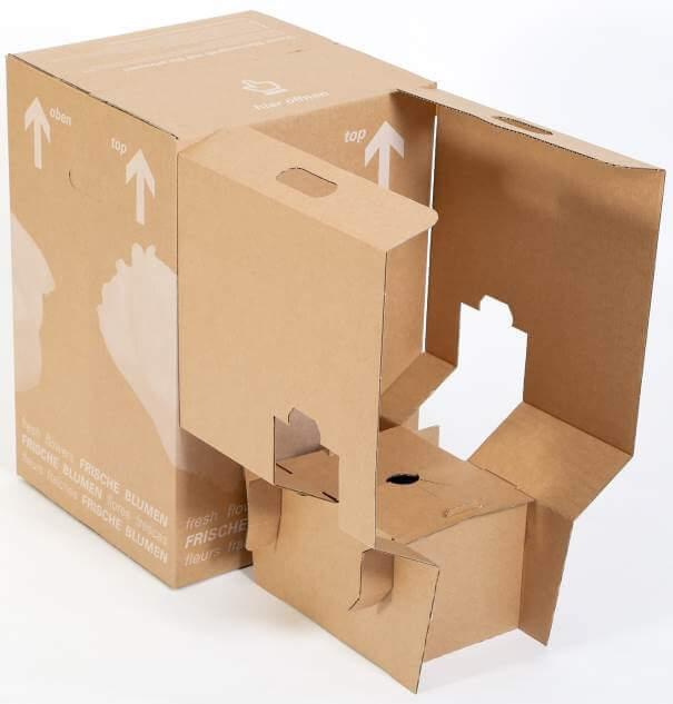 Bild: unsere Versandverpackung