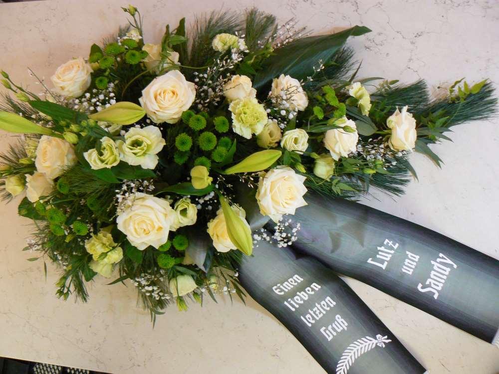 Trauerkränze & Trauergestecke zur Beerdigung online bestellen ab 19 €