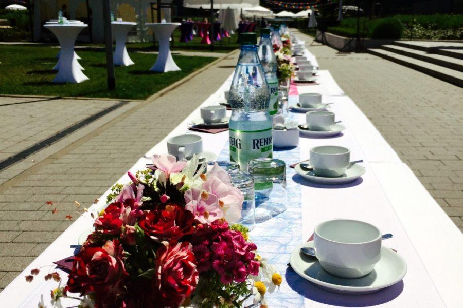 Blumenschmuck Brautstrauss Autoschmuck Hochzeit